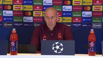 """Image d'aperçu pour Demies - Zidane : """"Être plus agressif défensivement"""""""
