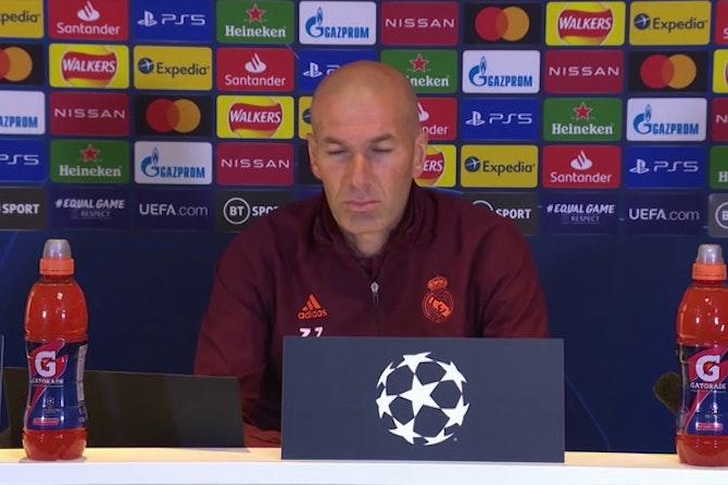 """Demies - Zidane : """"Être plus agressif défensivement"""""""