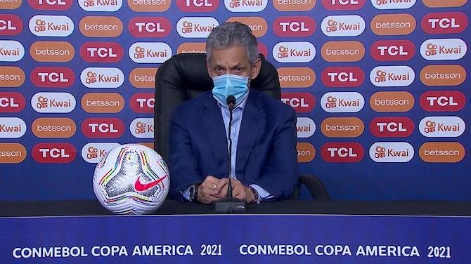 """Reinaldo Rueda: """"Esa fantasía de los jugadores con talento marcó la diferencia"""""""