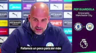 """Imagen de vista previa para Guardiola: """"Perdimos, pero jugamos una gran final de Champions"""""""