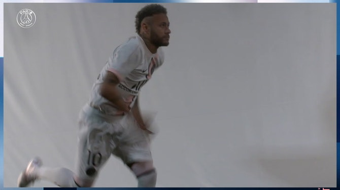 Preview image for PSG unveil their 21-22 away kit