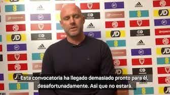 """Imagen de vista previa para Page lamenta la lesión de Bale: """"Es un duro golpe"""""""
