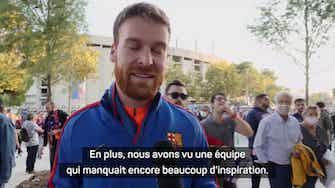 Image d'aperçu pour Clásico - Les fans du Barça en veulent à Koeman