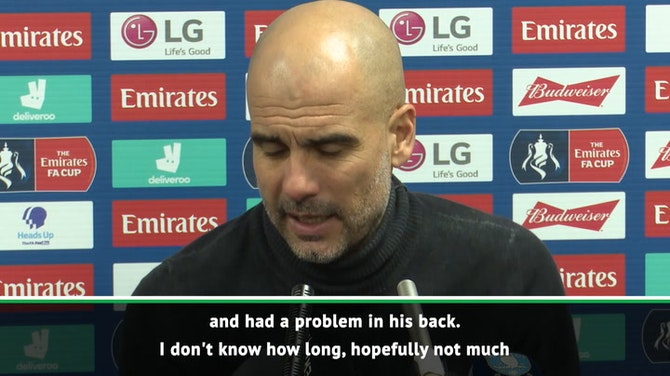De Bruyne not certain to make Manchester derby