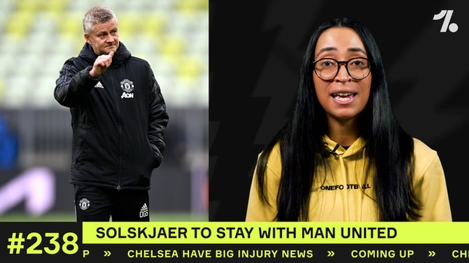 Why Solskjaer will be offered a NEW DEAL…