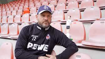 """Vorschaubild für """"Alles raushauen"""" gegen Bayer: Baumgart fiebert Derby entgegen"""