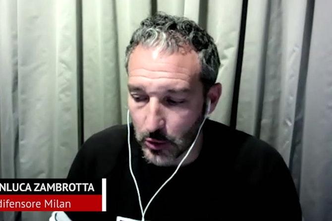 """Zambrotta e il Milan 2011: """"Ibra, Yepes, Pato e Barbara B…"""""""