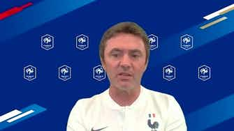"""Image d'aperçu pour France - Ripoll : """"Lucas Tousart est un leader"""""""