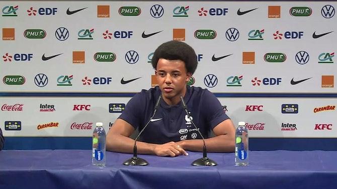 """Image d'aperçu pour Bordeaux - Koundé : """"J'espère que l'année prochaine sera plus stable"""""""