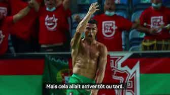 """Image d'aperçu pour Portugal - Santos sur Ronaldo : """"Cela allait arriver tôt ou tard"""""""