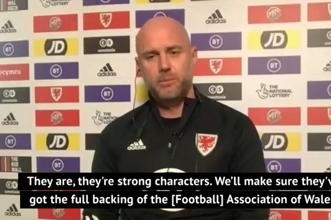 Bale and Page call for accountability to tackle racism