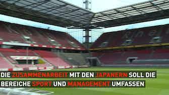 Vorschaubild für 1. FC Köln goes Japan: Internationale Kooperation der Geißböcke