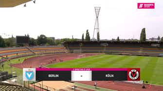Vorschaubild für FC Viktoria 1889 Berlin - FC Viktoria Köln (Highlights)