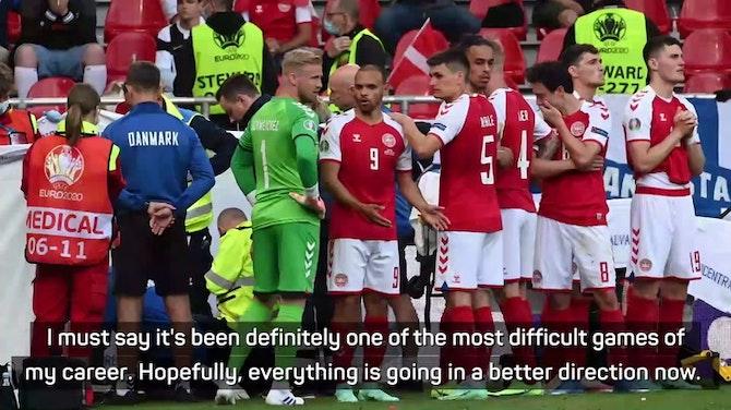 Finland v Denmark one of the hardest games of my career - striker Pukki