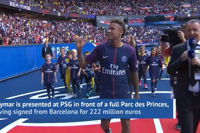 Neymar - Made in Paris