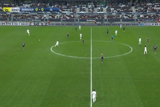 Ligue 1: Bordeaux - Lyon | DAZN Highlights