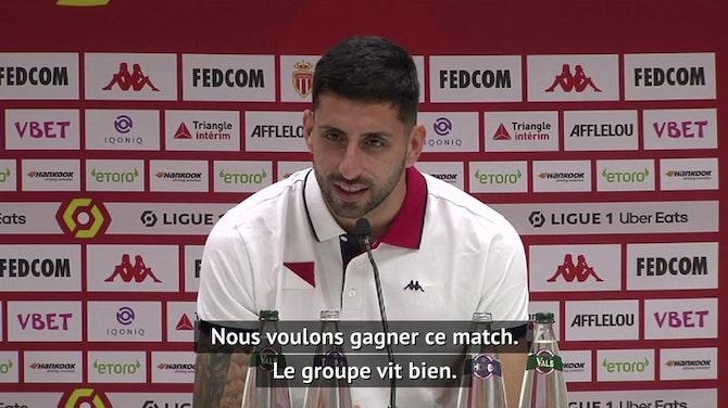 """Image d'aperçu pour 38e j. - Maripan : """"La Ligue des champions est une source de motivation pour toutes les équipes"""""""