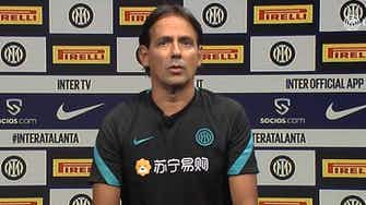Preview image for Simone Inzaghi before the match against Atalanta