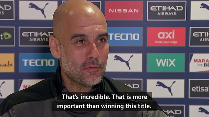 Preview image for Man City's title-winning 'pizza party' got wild