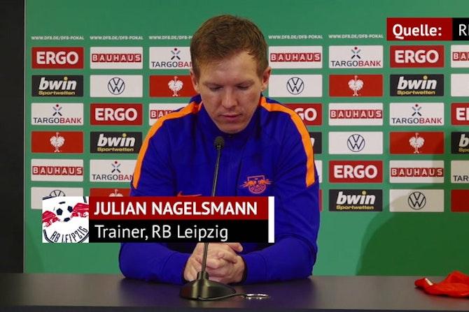 """Nagelsmann: """"Hätte gerne Klarheit bei Upamecano"""""""