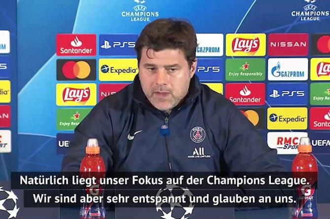 """Pochettino vor City: """"Schwerer als gegen Bayern"""""""