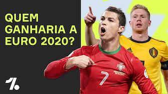 Imagem de visualização para Quem ganharia a EURO 2020? Comparando as seleções!