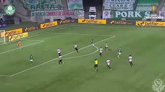 Preview image for Palmeiras beat São Paulo to reach 2021 Libertadores semifinal