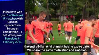 Preview image for My Milan future has no expiry date - Pioli