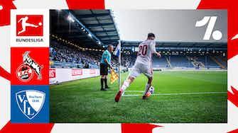 Imagem de visualização para O que de melhor aconteceu em 1. FC Köln vs. VfL Bochum 1848 | 08/28/2021