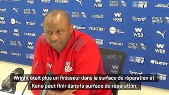"Image d'aperçu pour 4e j. - Vieira : ""J'adore Kane mais Henry est un autre niveau"""
