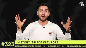 Preview image for Why HISTORY was made in the Champions League!