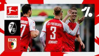 Imagem de visualização para O que de melhor aconteceu em Freiburg vs. Augsburg   09/26/2021