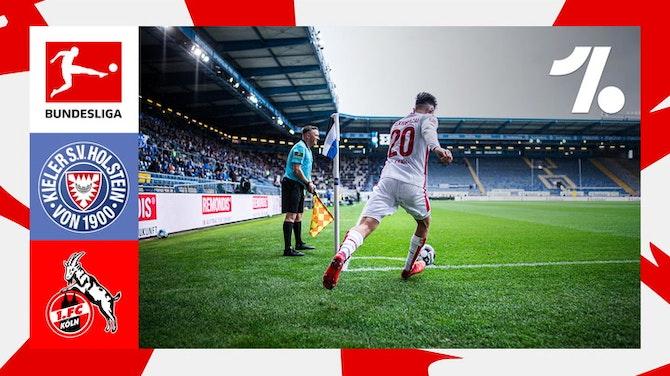 Imagem de visualização para O que de melhor aconteceu em Holstein Kiel vs. 1. FC Köln | 05/29/2021