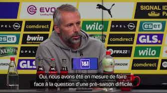 Image d'aperçu pour Dortmund - Rose est confiant malgré deux cas de Covid