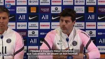Image d'aperçu pour Pochettino revient sur l'inconstance de son équipe