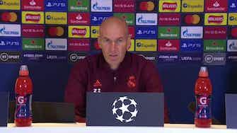 """Imagen de vista previa para  Zidane: """"Hay que quitarse el sombrero con este equipo"""""""