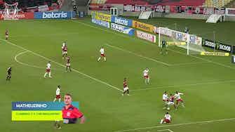 Preview image for Matheuzinho's cheeky nutmeg vs Flamengo