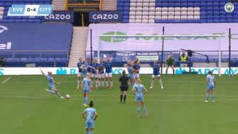Preview image for Steph Houghton's incredible free-kick vs Everton