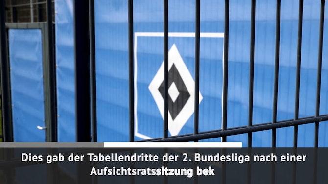 HSV stellt Vorstandsboss Bernd Hoffmann frei