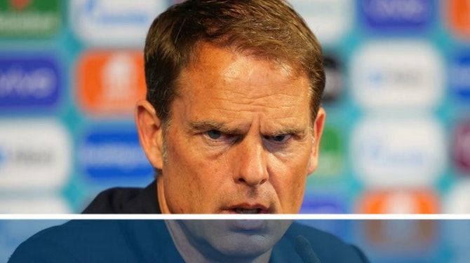 Preview image for Breaking News - Netherlands part with De Boer departs
