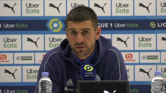 """35e j. - Mitrovic : """"Un peu de frustration mais ça reste un bon point"""""""