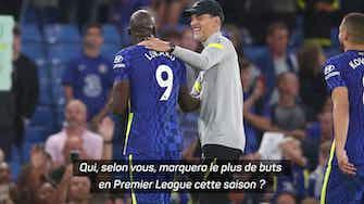 Image d'aperçu pour Chelsea - Tuchel refuse de comparer Lukaku et Ronaldo