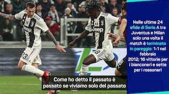 """Anteprima immagine per Kean e quel gol al Milan: """"Appartiene al passato. Guardiamo avanti"""""""