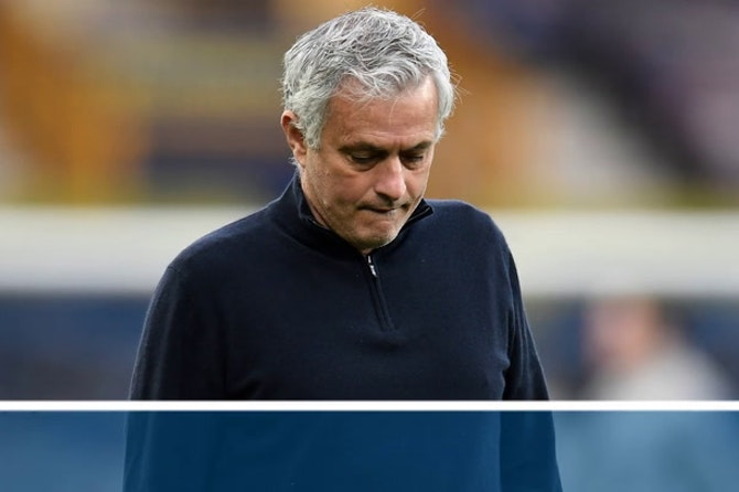 Breaking News - Mourinho appointed at Roma for 2021-22 season