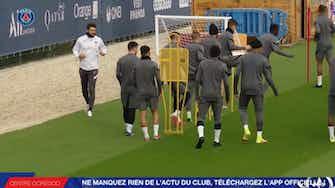 Image d'aperçu pour Le Paris Saint-Germain prépare Leipzig