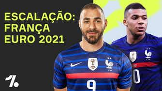 Imagem de visualização para BENZEMA está de VOLTA! Qual a ESCALAÇÃO da FRANÇA pra Euro 2021?