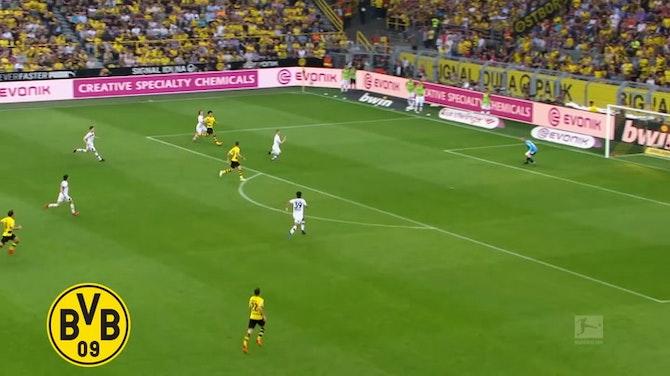 La conexión inglesa del Dortmund: Sancho y Bellingham
