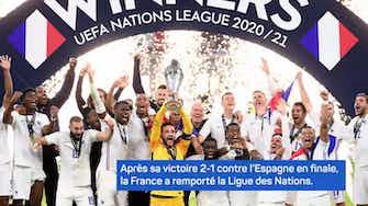 Image d'aperçu pour  Finale - Benzema, l'homme fort des Bleus