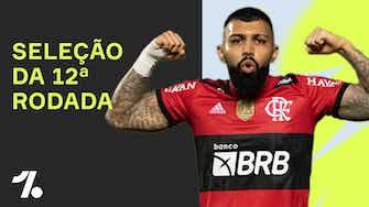Imagem de visualização para SELEÇÃO da 12ª rodada do BRASILEIRÃO!