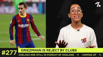 Preview image for Which two clubs have REJECTED Griezmann?